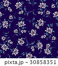 花 花柄 フローラルのイラスト 30858351