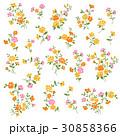 花 花柄 ベクターのイラスト 30858366