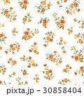 花 花柄 フローラルのイラスト 30858404
