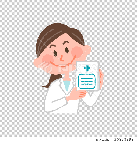 pharmacist, person, white background 30858898