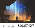 the astronaut in the cave 30867427