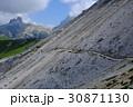 ドロミテ 山 自然の写真 30871130