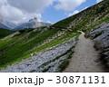 ドロミテ 山 自然の写真 30871131