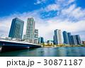 【神奈川県】横浜の街並み 30871187
