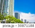 【神奈川県】横浜の街並み 30871188