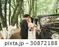 ウェディング ウエディング 結婚の写真 30872188