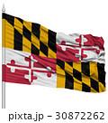 メリーランド州 州 状態のイラスト 30872262