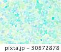 クローバー 水彩 テクスチャーのイラスト 30872878