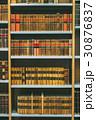 Aged Ancient Antique Old Vintage Books On A Shelfs 30876837