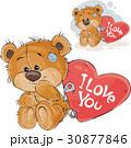 くま クマ 熊のイラスト 30877846