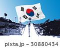 平昌オリンピック 30880434