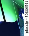 緑のアブストラクト 30880541