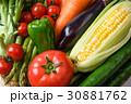野菜 野菜集合 数種類の写真 30881762