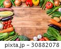 野菜 野菜集合 種類の写真 30882078