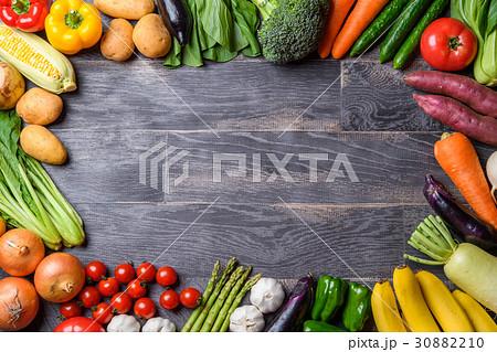野菜フレーム 30882210