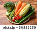 野菜 野菜集合 数種類の写真 30882259