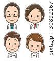 アイコン セット 医者のイラスト 30892167