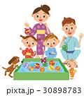 ヨーヨー 祭り 縁日のイラスト 30898783