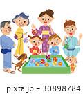 ヨーヨー 祭り 夏祭りのイラスト 30898784