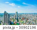 【東京都】都市風景 30902196