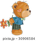 くま クマ 熊のイラスト 30906584