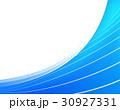 フレーム 抽象背景 背景素材  曲線模様 30927331