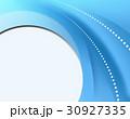 抽象背景 背景素材  曲線模様 30927335