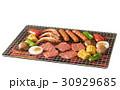 バーベキュー BBQ 網焼きの写真 30929685