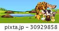 野生動物 野生生物 動物のイラスト 30929858