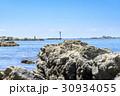 裕次郎灯台 葉山 海 名島 30934055
