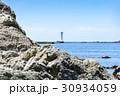 裕次郎灯台 葉山 海 30934059