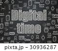 コンセプト 概念 時間のイラスト 30936287