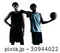 バスケットボール 選手たち 男達の写真 30944022