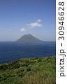 八丈島 伊豆諸島 山の写真 30946628