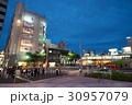 中野駅前通り 夕景 30957079