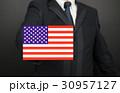 アメリカ国旗 30957127