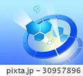 テクノロジー サイエンス 人工知能のイラスト 30957896