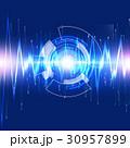 テクノロジー サイエンス 人工知能のイラスト 30957899