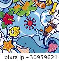 夏の海 30959621