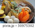 和食 煮物の盛り合わせ 30975302