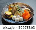 和食 煮物の盛り合わせ 30975303