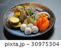 和食 煮物の盛り合わせ 30975304