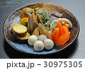 和食 煮物の盛り合わせ 30975305