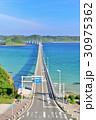 角島大橋 夏 風景の写真 30975362