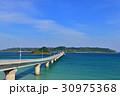 角島大橋 夏 海の写真 30975368