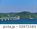 角島大橋 夏 風景の写真 30975384