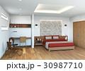 ベッドルーム 30987710