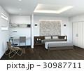 ベッドルーム 30987711