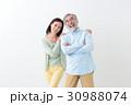 シニア夫婦 ポートレート 30988074