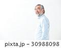 シニア男性 ポートレート 30988098